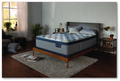 i Comfort - Blue Fusion - 1000 Cushion Firm