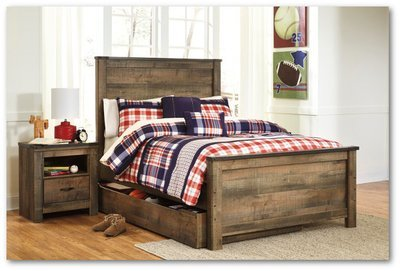 Trinell (Storage) Collection  - Youth Bedroom Set