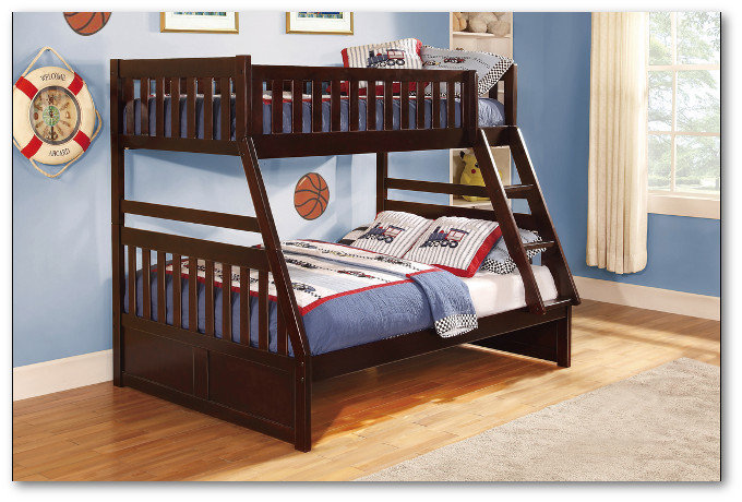 Rowe (Bunk) Collection  - Youth Bedroom Set