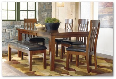Ralene Collection- Dining Room Set