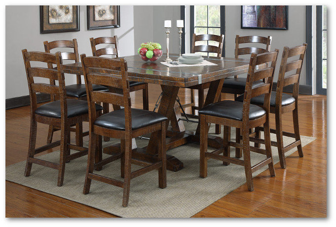 Castlegate Collection - Gathering Table Top Set