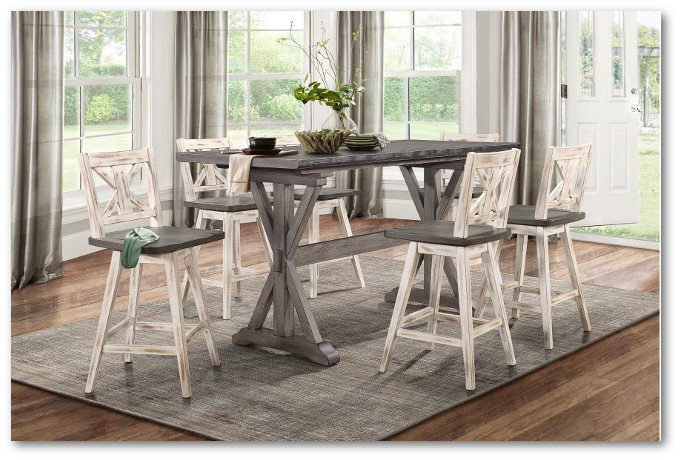 Amsonia Collection - Dining Room Set