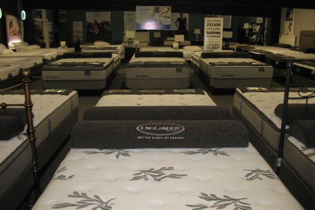Lady Englander Mattress Sets