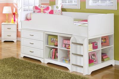 Lulu Twin Loft Bed