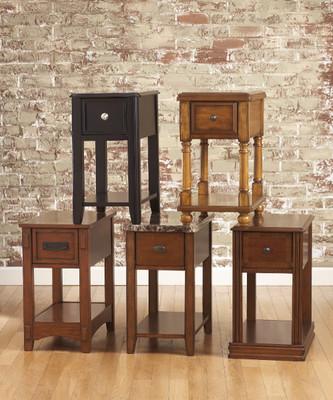 Breegin Chairside End Tables