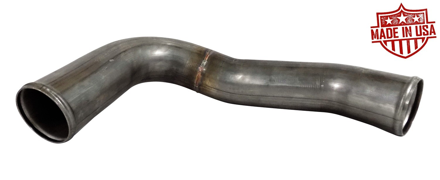 Stainless Coolant Tube for Kenworth T600 with C15 C16 Acert 3406E Turbo  Diesel Engine