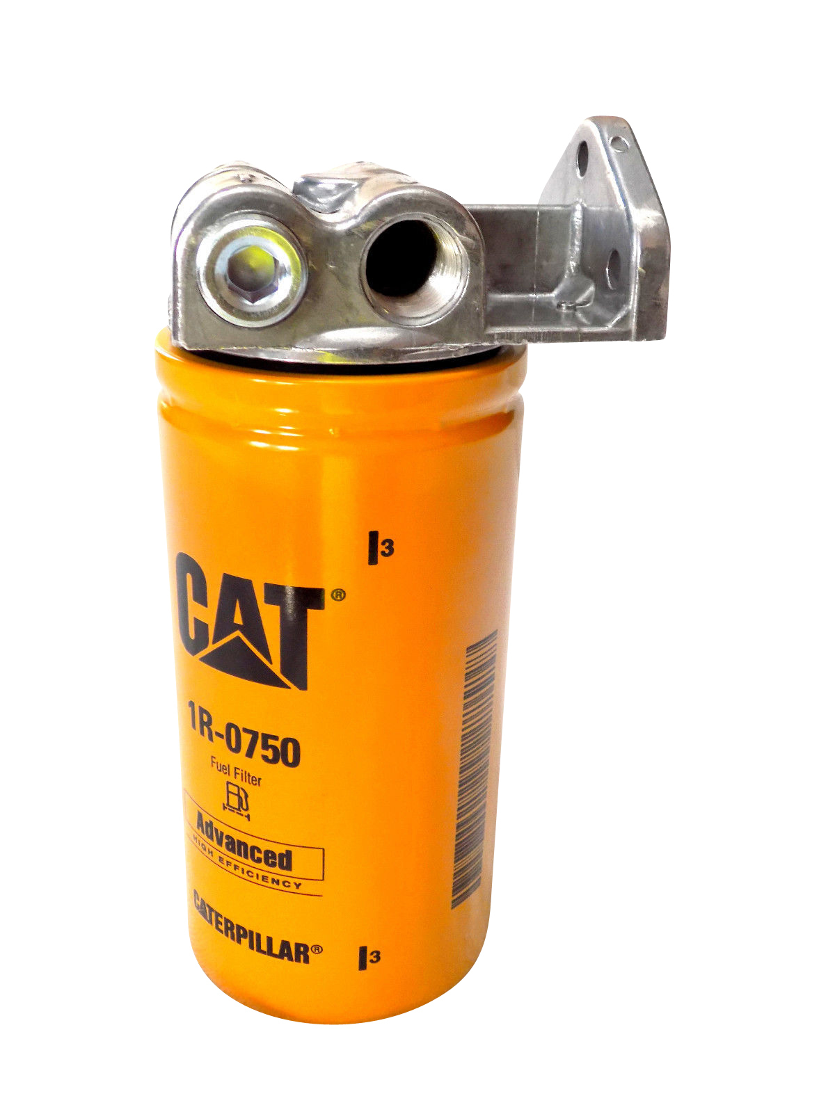 Wix 24770 Fuel Filter Base & CAT 2 Micron Fuel Filter | Other ...