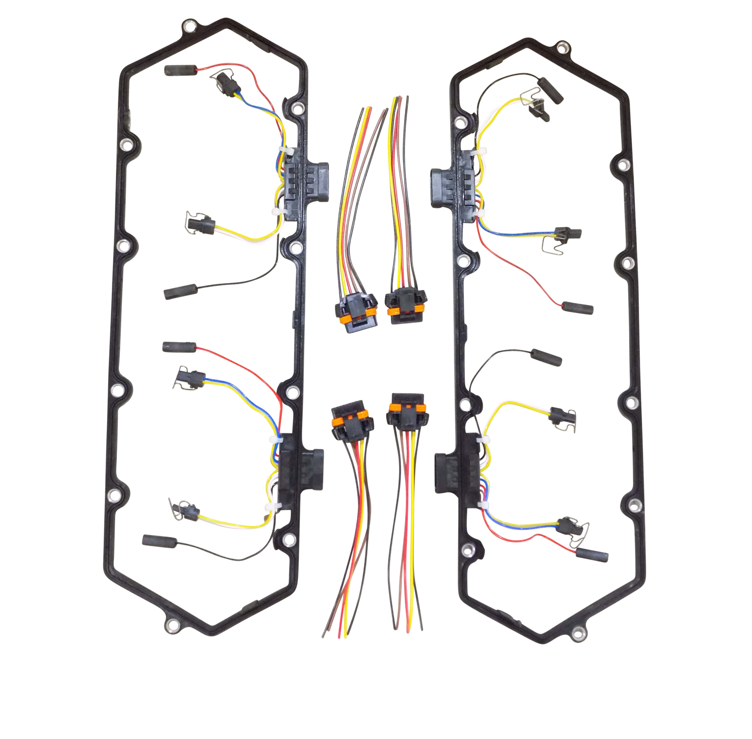 valve cover gasket set & wiring pigtail harnesses w/ connectors 7 3l  1994-97 ford powerstroke
