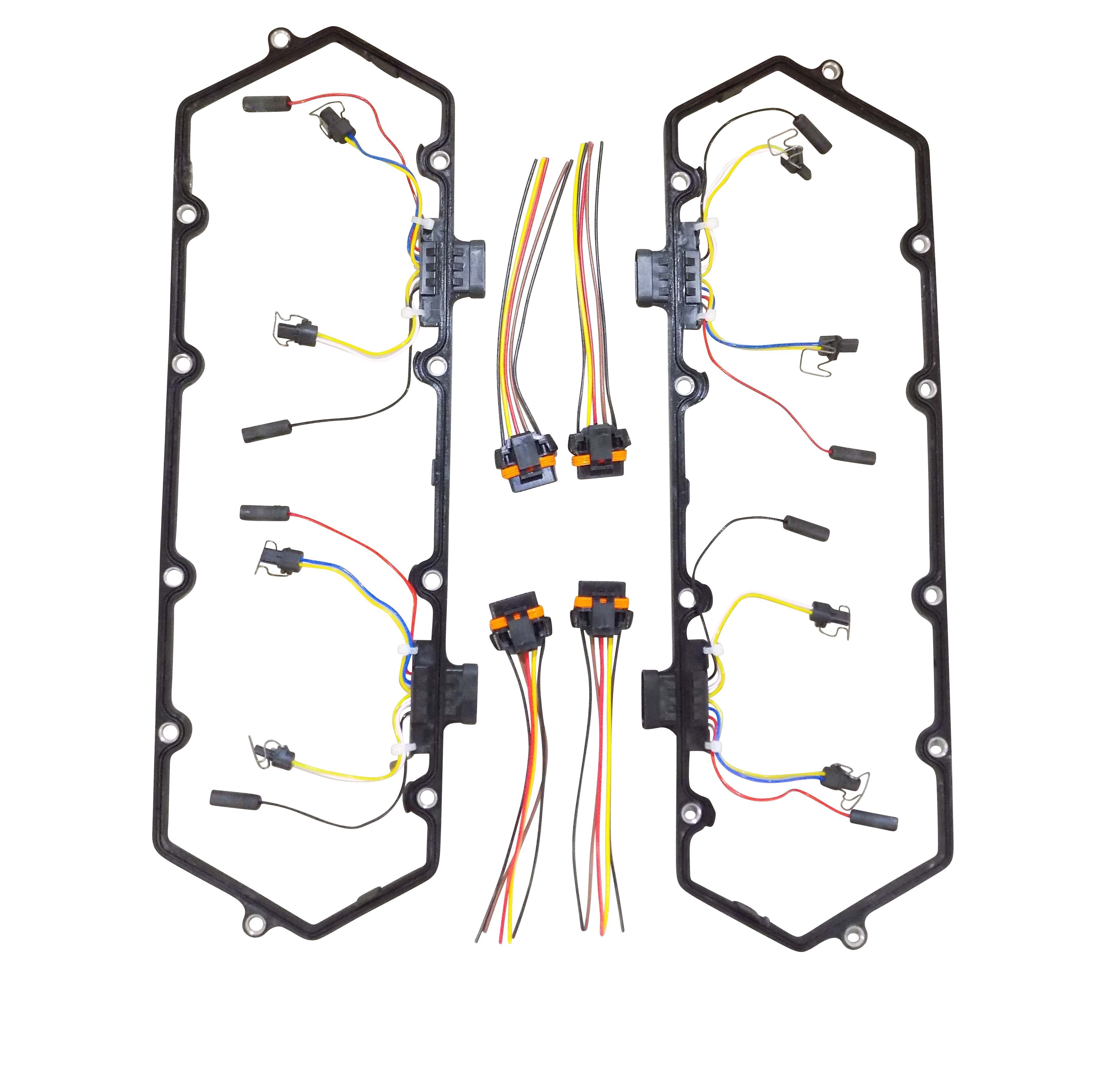 Valve Cover Gasket Set Wiring Pigtail Harnesses W Connectors 73l Duramax Harness 1994 97