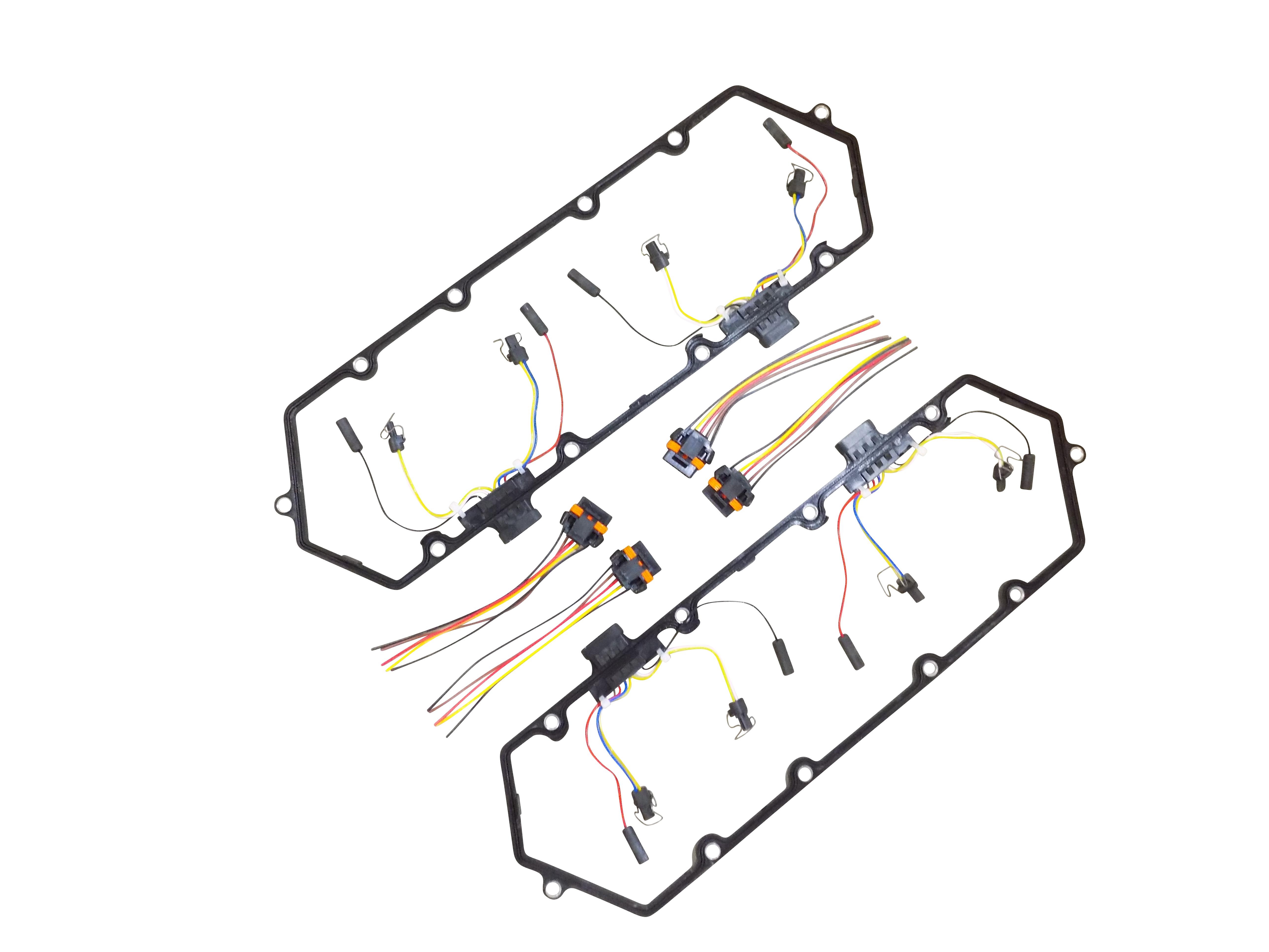 Valve Cover Gasket Set Wiring Pigtail Harnesses W Connectors 73l Automotive Harness Pigtails 1994 97