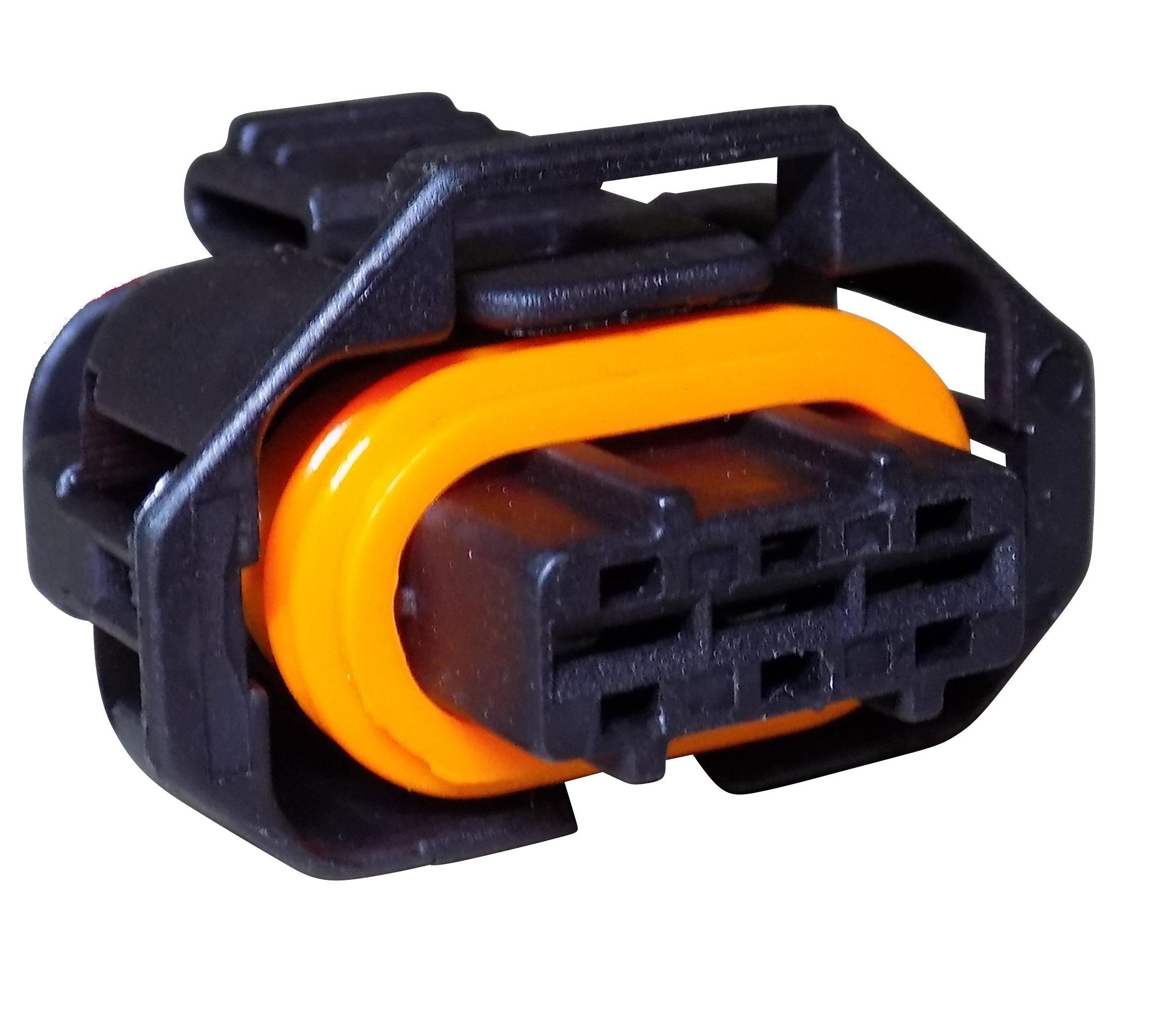 Fuel Rail Sensor Wiring Harness Repair Pigtail Connector 66l Lly Duramax Part Number Kb Lml Frsp