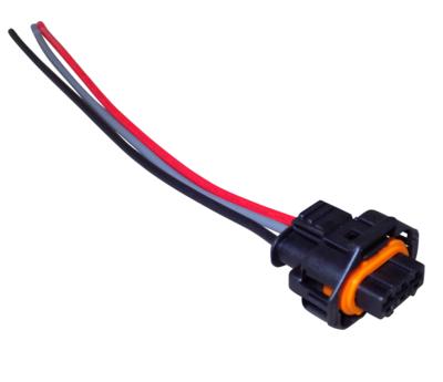 fuel rail sensor wiring harness repair pigtail connector 6 6l lly lbz lmm  lml 2005-