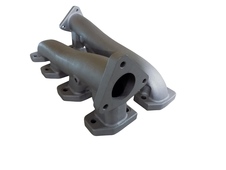 High Flow Exhaust Manifolds & Up Pipes 6 6l Duramax 2001-2016 LB7 LLY LBZ  LMM LML