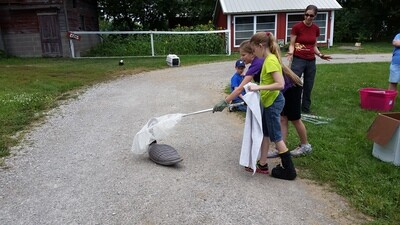Eco-Explorers - Wildlife Rescue - 4th-6th grade (July 7-9)
