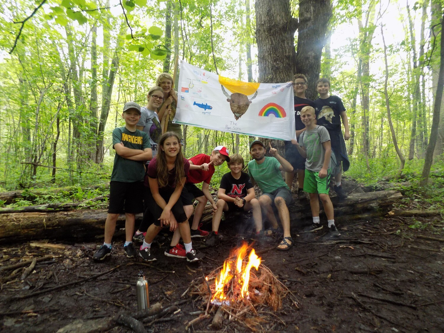 Eco-Explorers - Survivor Challenge - 7th & 8th grade (August 4-6)