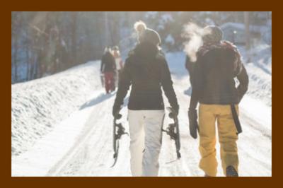 Candlelight Snowshoe Hike 2020