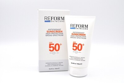 SPF 50+ Antioxidant Sunscreen