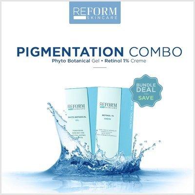 REFORM Skincare Pigmentation Combo