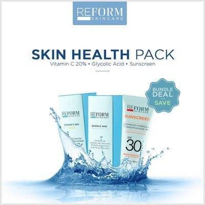 REFORM Skincare Skin Health Pack