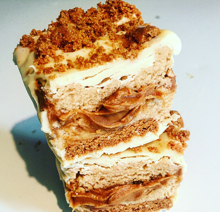Biscoffy Crumble (x10)