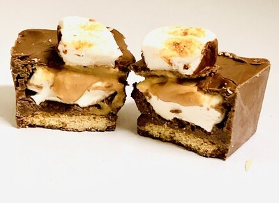 Peanut butter S'mores (x10)