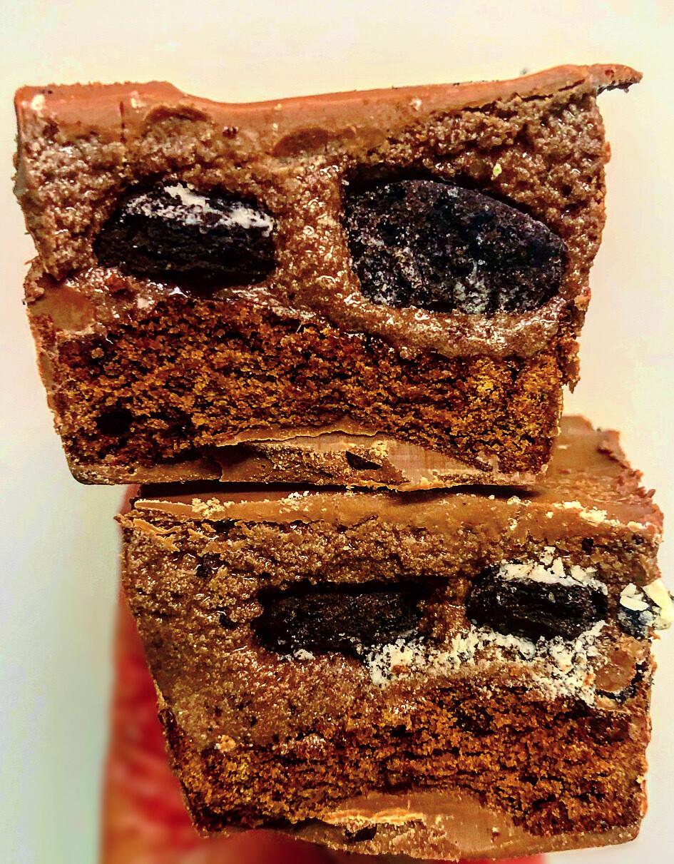 Chocolate Brookie protein bar x10