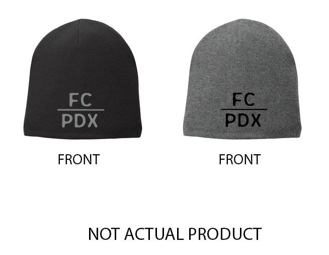 FC/PDX Beanie