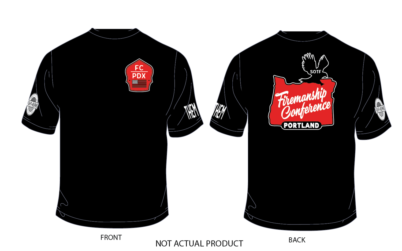 Firemanship Conference T-shirt