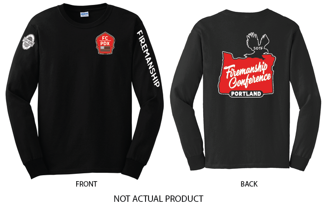 Firemanship Conference Long Sleeve T-shirt