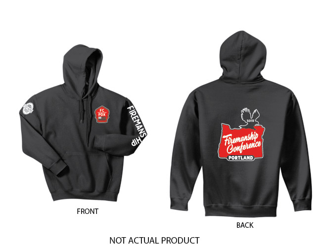 Firemanship Conference hoodie