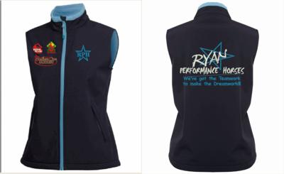 Ben Ryan Vest