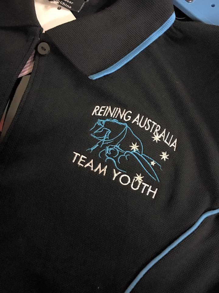Reining Youth Shirts