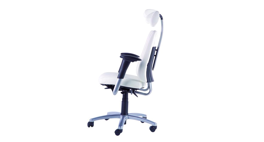 Winkelverstellung Sitz und Nackenstütze