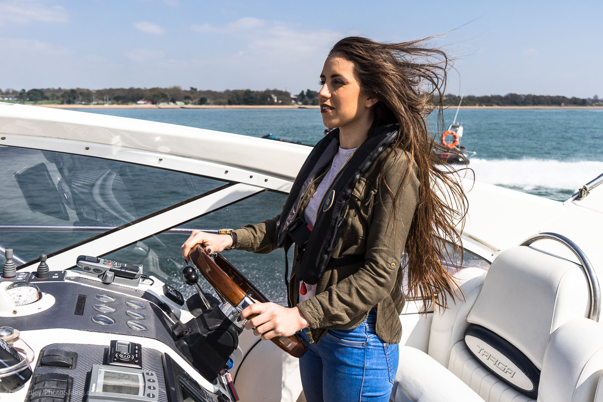 Fairline Targa 43 Motor Cruiser Driving Experience