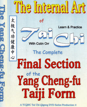 Final Section of the Yang Cheng-fu DVD Detail 0007