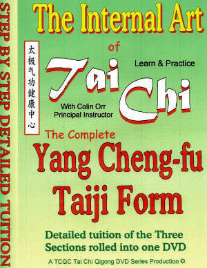 3 in 1 COMPLETE Yang Cheng-fu DVD Detail