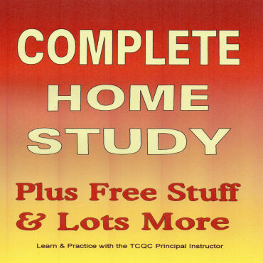 The Complete Home Study & Life Membership + FREE struff