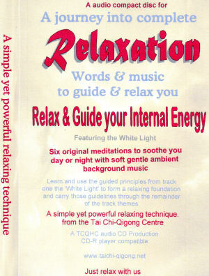 Completely relax with us audio CD Detail: