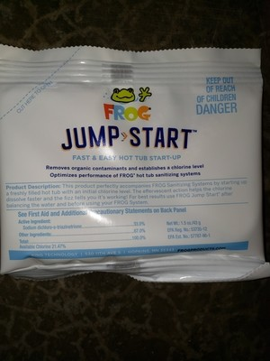 10-01058, Bullfrog @ease Jump Start