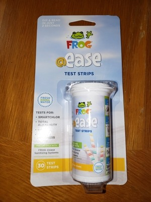 10-01056, Bullfrog @ease Test Strips