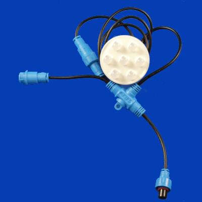 55-01170, LIGHT, LED, E+4W, L7 POL SLAVE LED