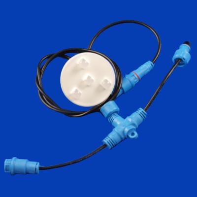 55-01171, LIGHT, LED, E+4W, L4 POL SLAVE LED