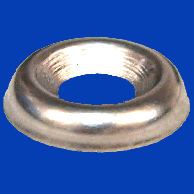 "25-1215, HRD, WASHER, FINISH, 1/4"" 304 SS B-25-1215"