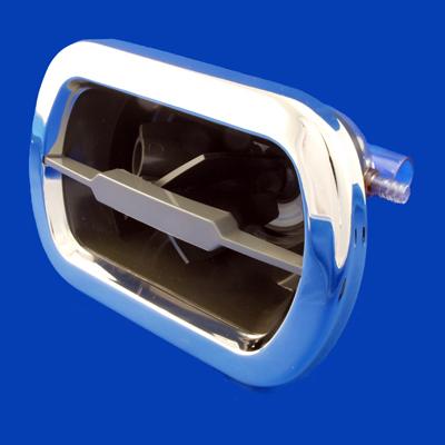 10-2550, Jet, Vertassage Assembly, Charcoal/SS, 2009-2012