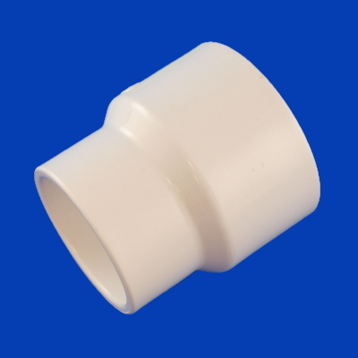 "10-1689, PVC, Coupling, Reducing, 2-1/2"" X 2"" B-10-1689"