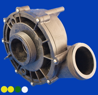 65-1480, Pump, AquaFlo, Wet End, 1.5/3.0Hp, 48F, 110V B-65-1480