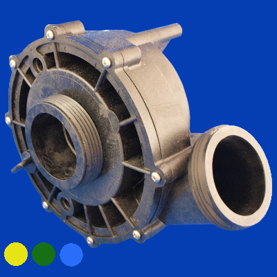 65-1481, PUMP, WET END, 1.5/3.0 HP, 56F, 240V B-65-1481