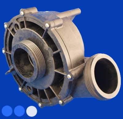 65-1485, Pump, AquaFlo, Wet End, 2.0/4.0Hp B-65-1485