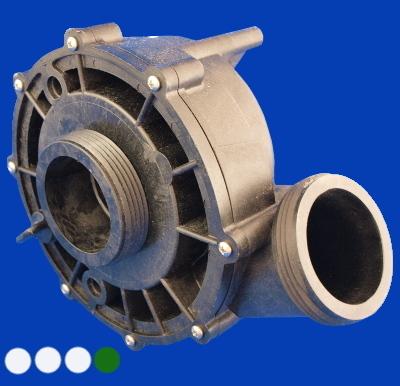 65-1490, Pump, AquaFlo, Wet End, 2.5/4.8 Hp