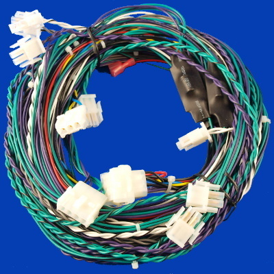 75-1556, STEREO, WIRE HARNESS A&R, 2013-Present B-75-1556